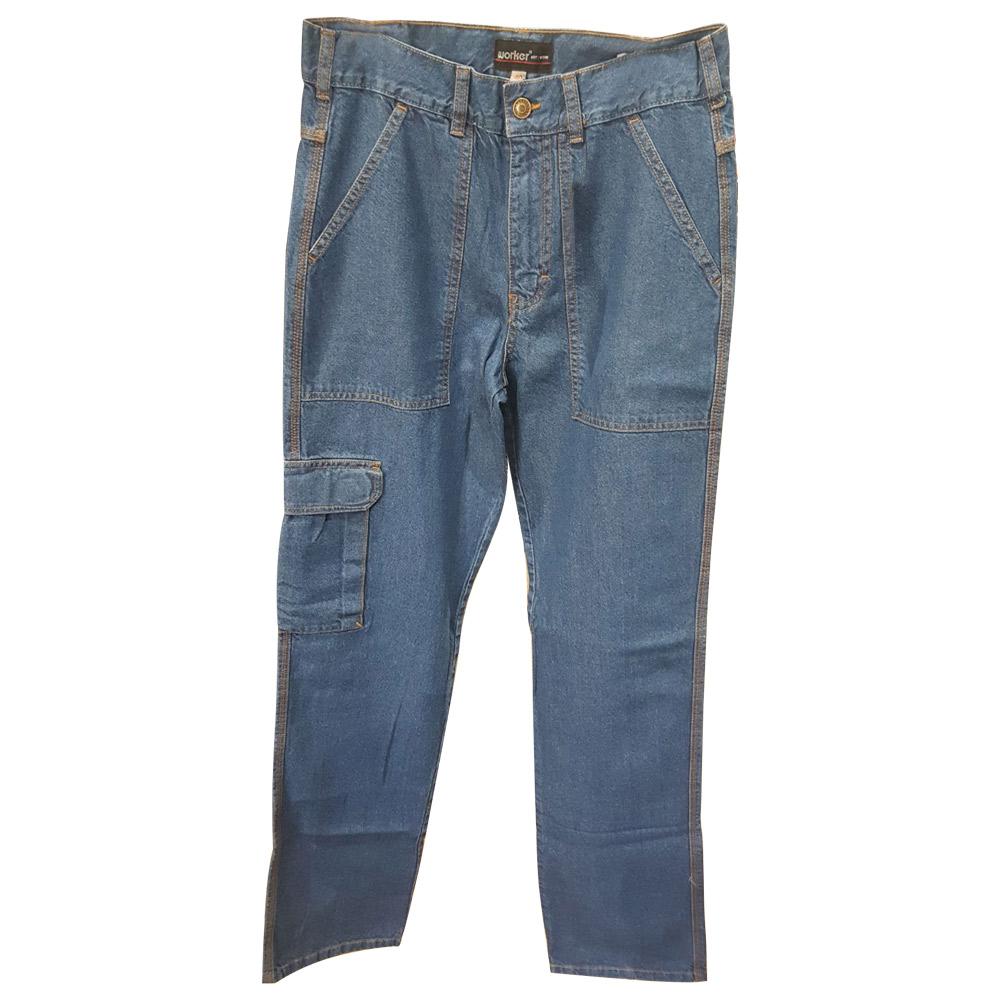 מכנס ג'ינס דנים