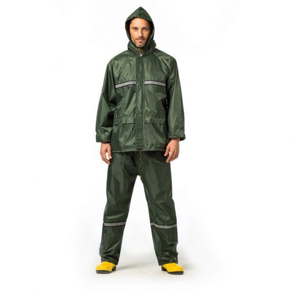 חליפת גשם ניילון