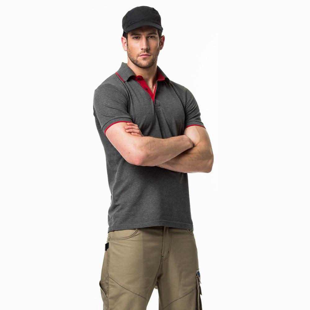 חולצת פולו שרוול קצר DKDT2000