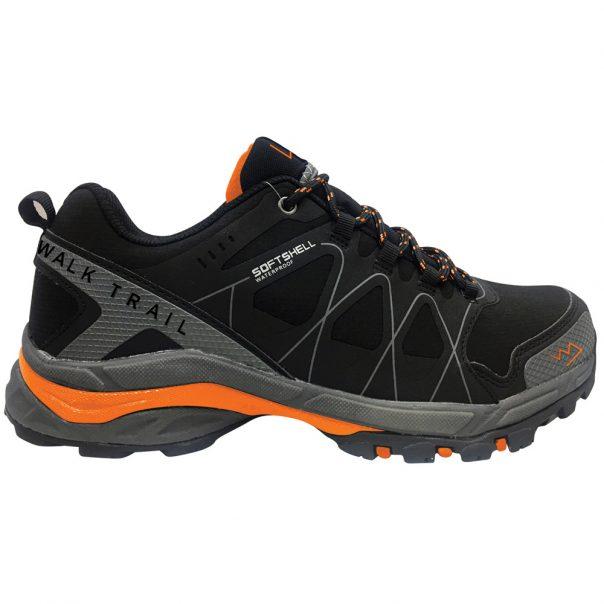נעל WALK TRAIL 1/2 כתום