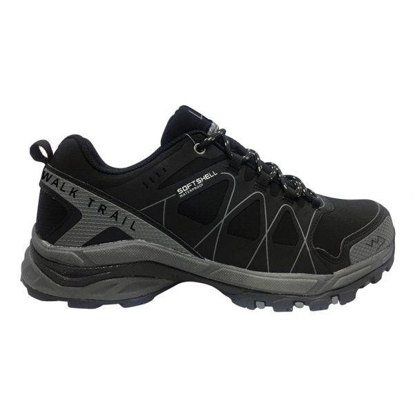 נעל WALK TRAIL 1/2 שחור