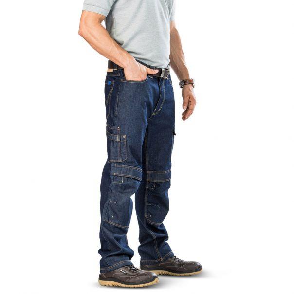 "מכנסי ג'ינס דגמ""ח STANMORE"