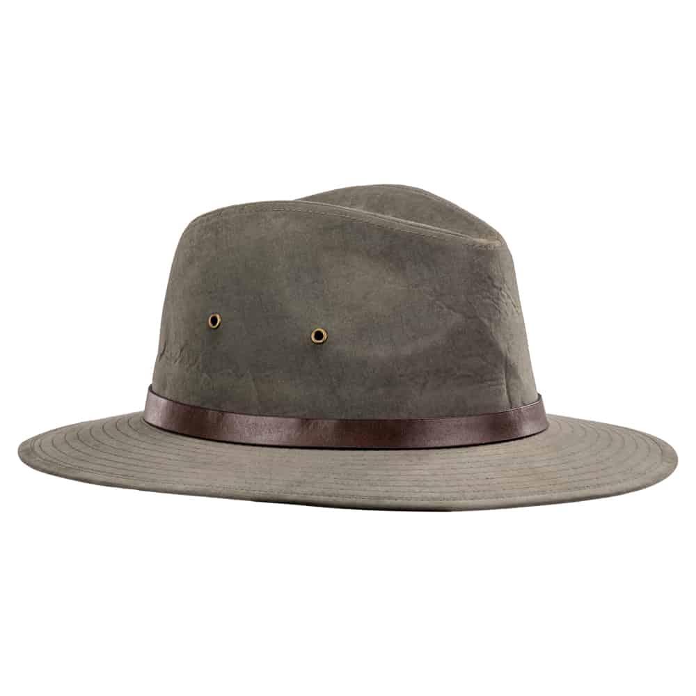 כובע בוקרים ירוק זית